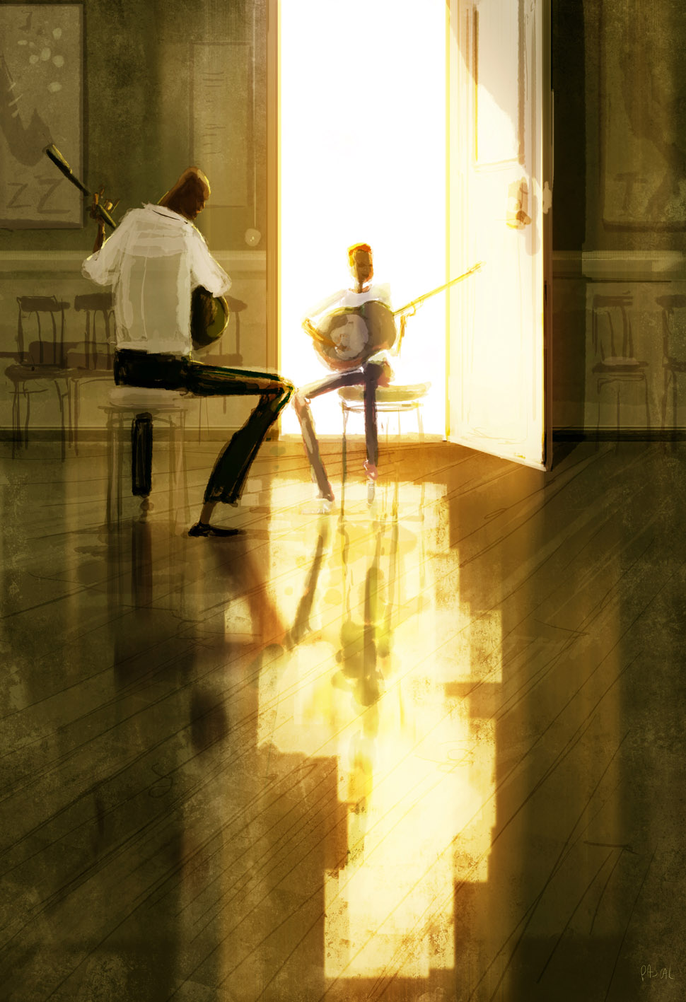 Makers of magic. by PascalCampion