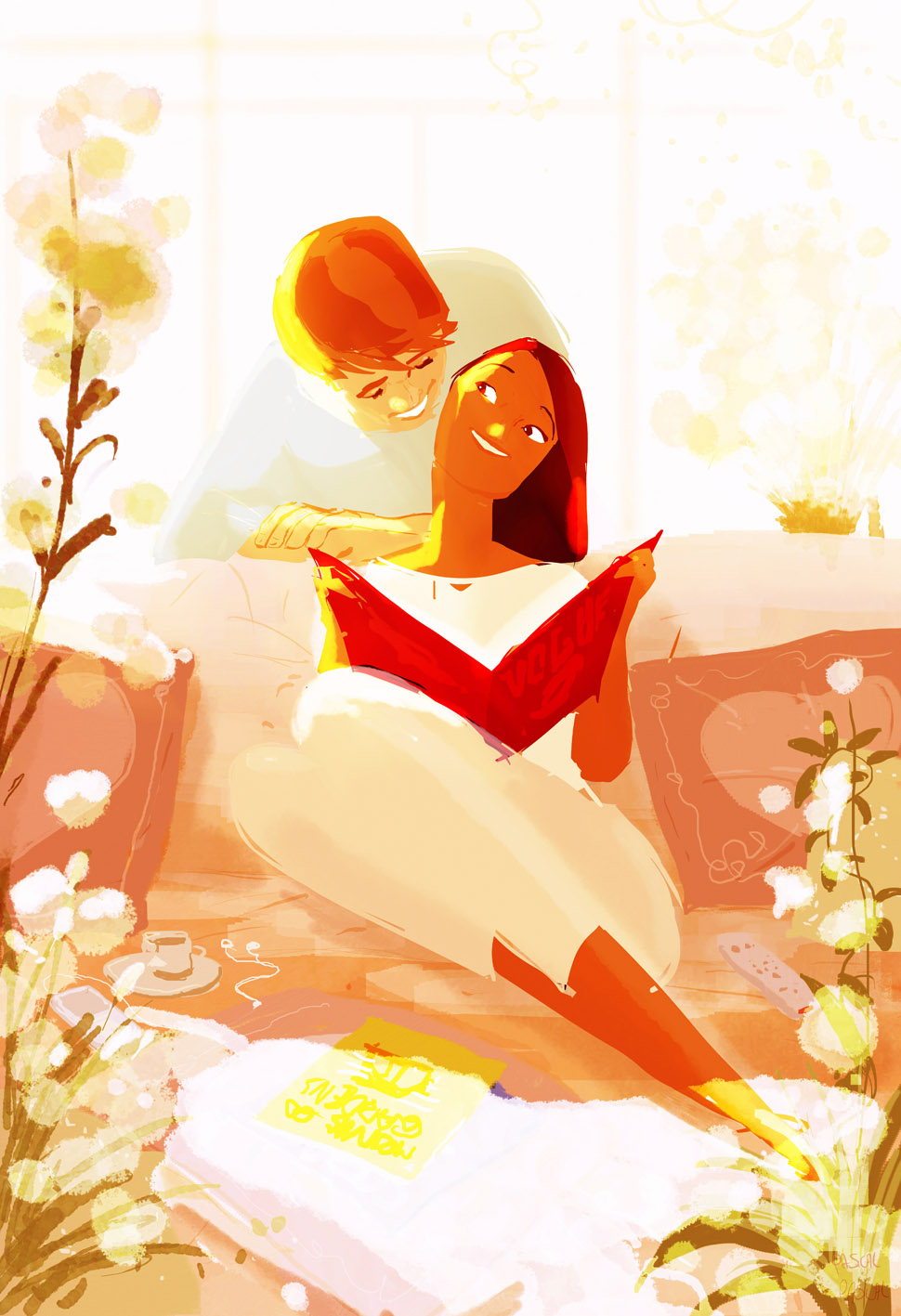 Hello Gorgeous. by PascalCampion