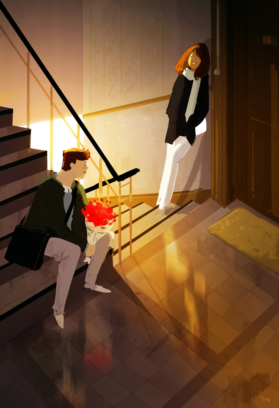 Worth the wait. by PascalCampion