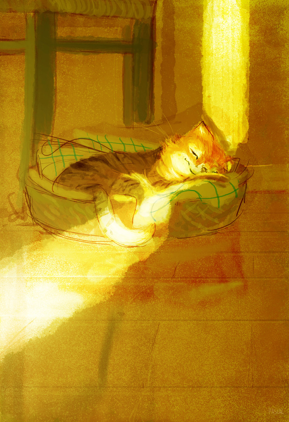 Sunday morning for you too. by PascalCampion