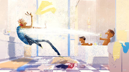 Under pressure. by PascalCampion