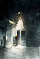 Meet me at the general store. by PascalCampion