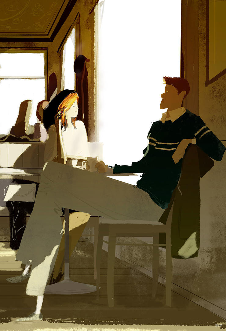 That winter feel. by PascalCampion