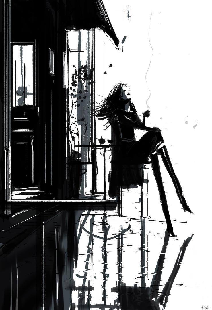 Les Parisiennes: Celine. by PascalCampion