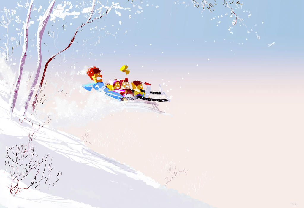 Jingle ALLLLLLLL the way. by PascalCampion