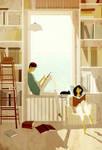 Book warm.