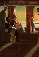 The Express by PascalCampion
