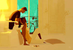 Tired by PascalCampion