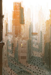 Apartment 3B by PascalCampion