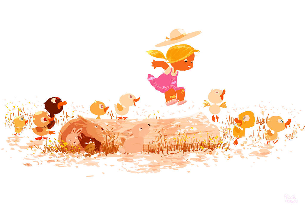 Feels like Spring to me! by PascalCampion