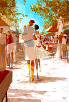 The market. by PascalCampion