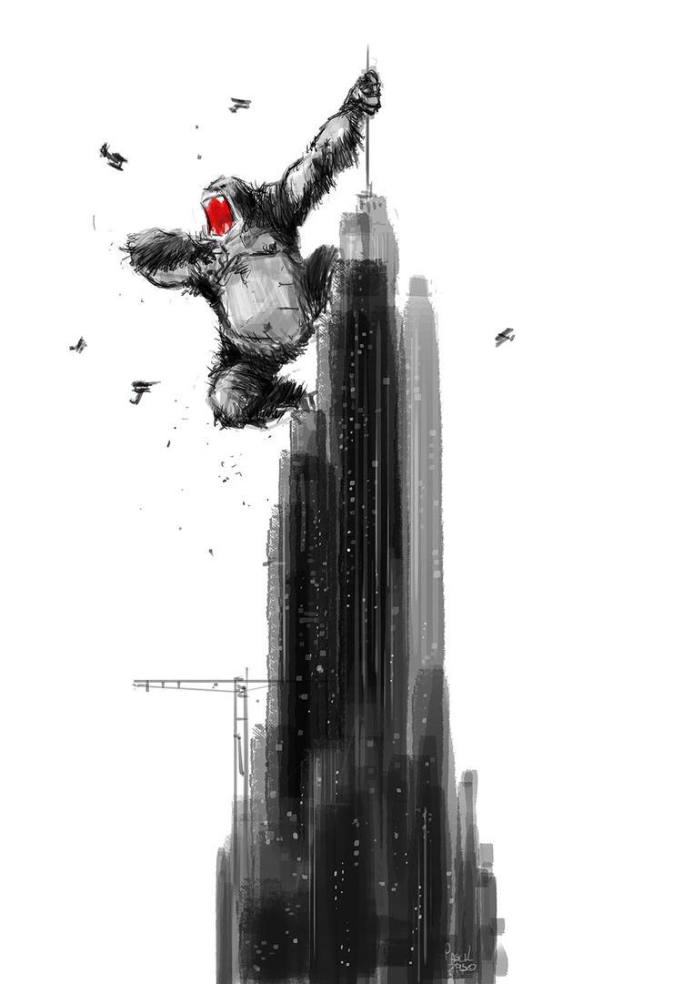 Kong. by PascalCampion