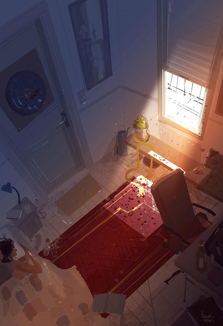 Saturday early morning. by PascalCampion