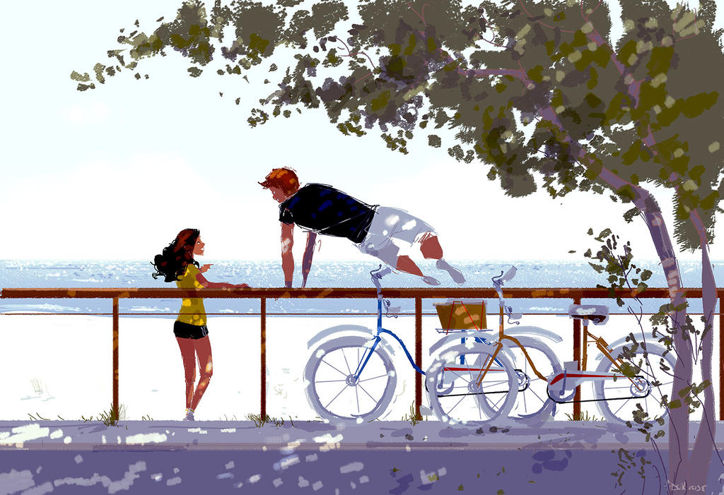 Locals only. by PascalCampion