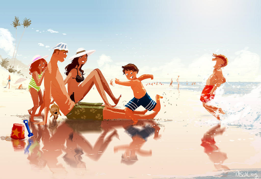 Happy Fourth. by PascalCampion