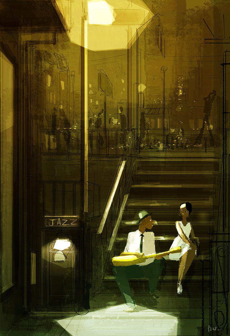 Break time. by PascalCampion