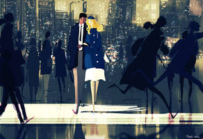 Tuesday Night by PascalCampion