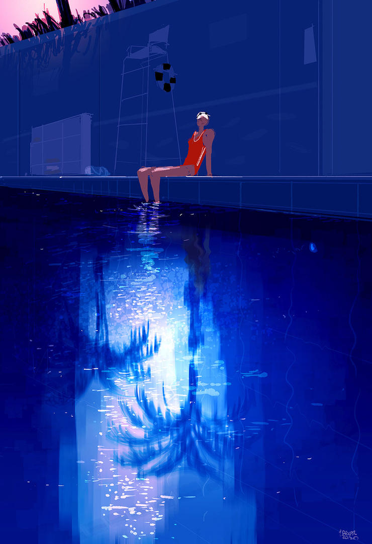 Mc Cambridge Pool by PascalCampion