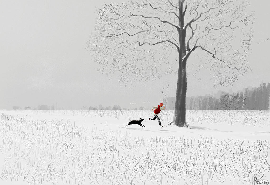 Clearing my head. by PascalCampion