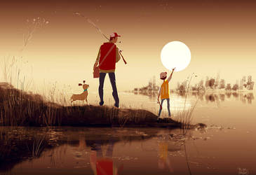 Big by PascalCampion