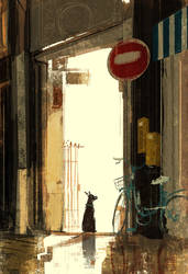 The wait. by PascalCampion