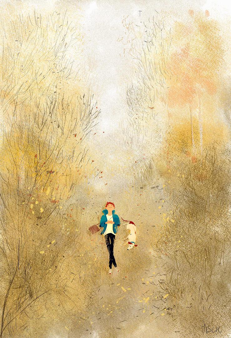 When it finally feels like fall. by PascalCampion