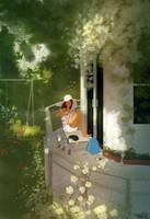 Back porch story by PascalCampion
