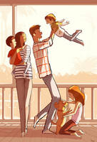 Burbank, 2015, Thanksgiving. by PascalCampion