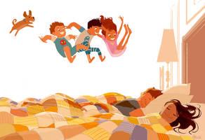 Wake up call. by PascalCampion