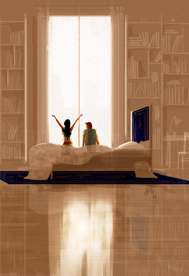 Good Morning 2016! by PascalCampion