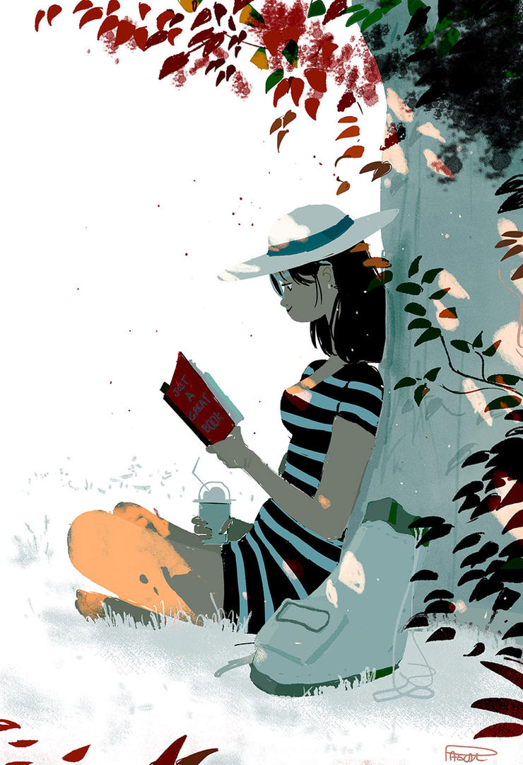 Just a great book. by PascalCampion
