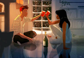 Truth or dare? by PascalCampion