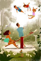 Definitely .... Summer Time by PascalCampion
