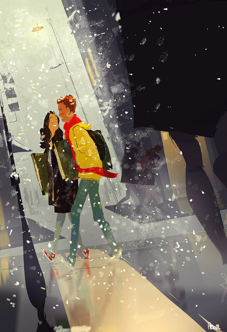 Snow in July. by PascalCampion