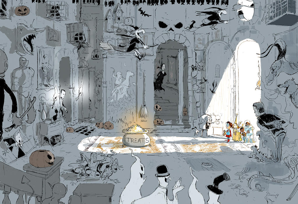 Help yourself. by PascalCampion