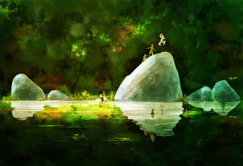 Some Things Never Get Old by PascalCampion
