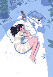 Catnap. by PascalCampion