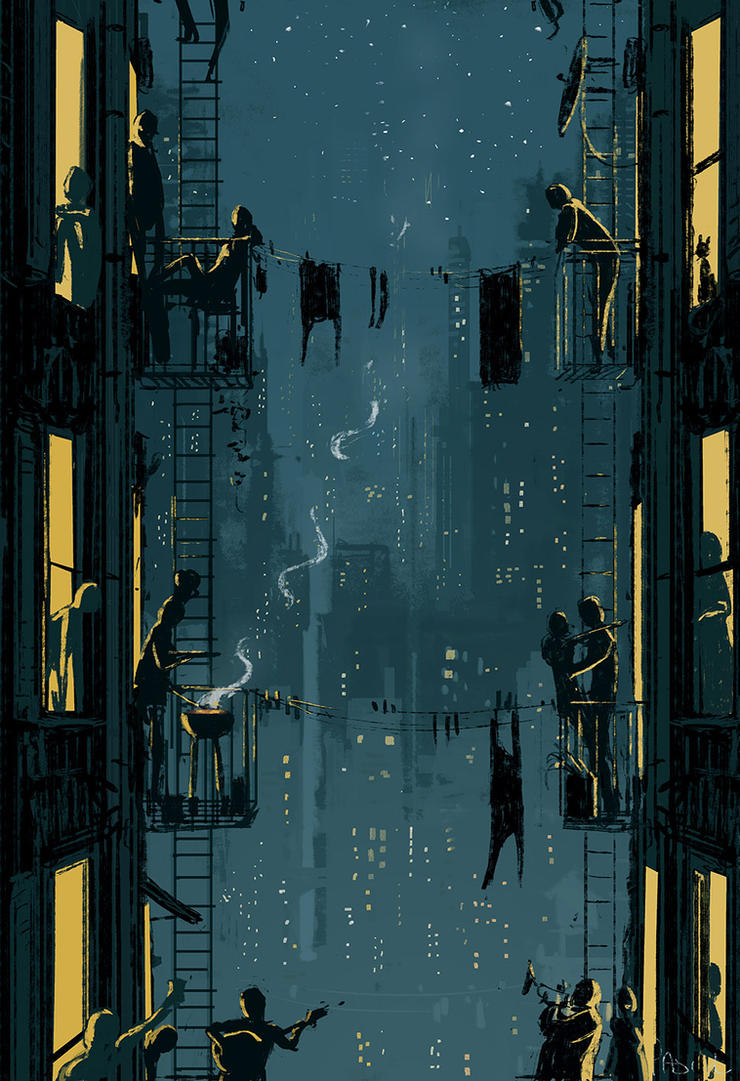 You bring the drinks  I ll bring my guitar by PascalCampion