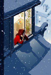 Snow Break by PascalCampion