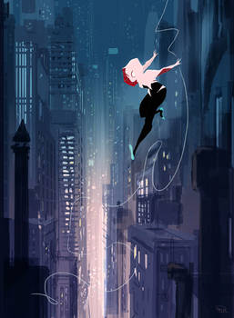 Spider Gwen
