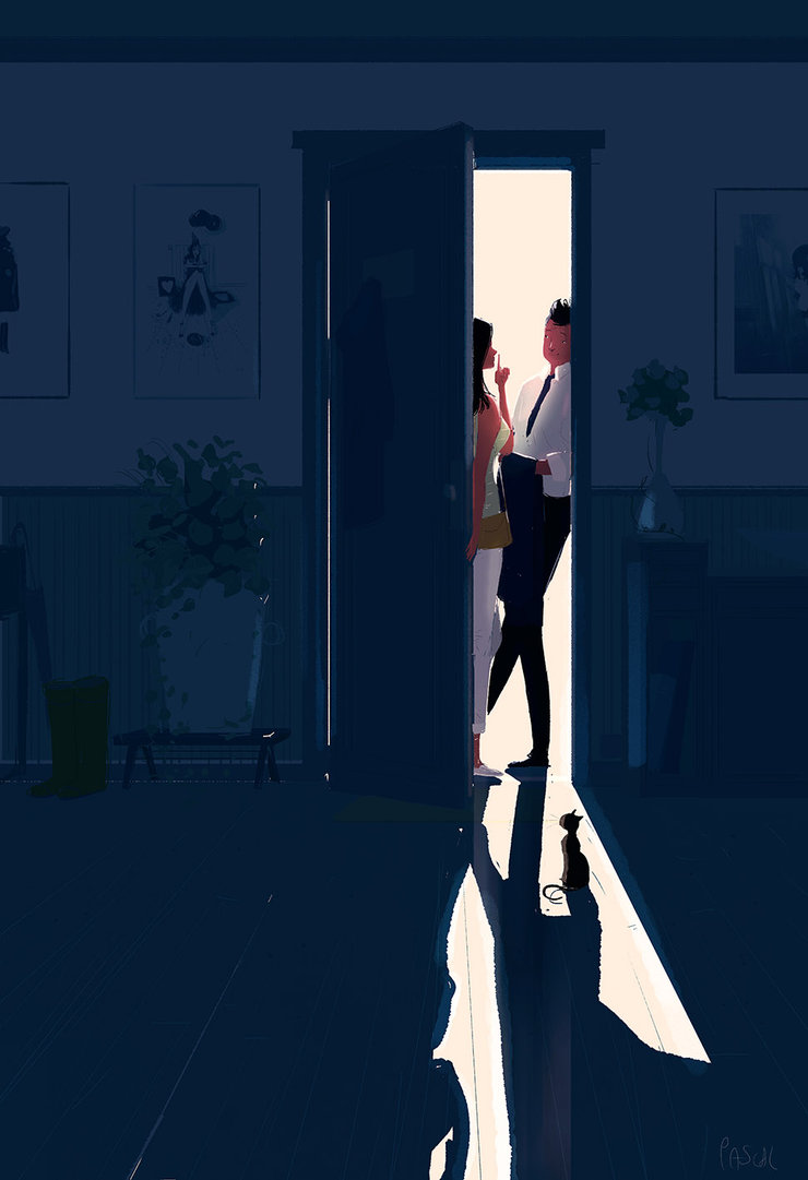 Firsts... by PascalCampion