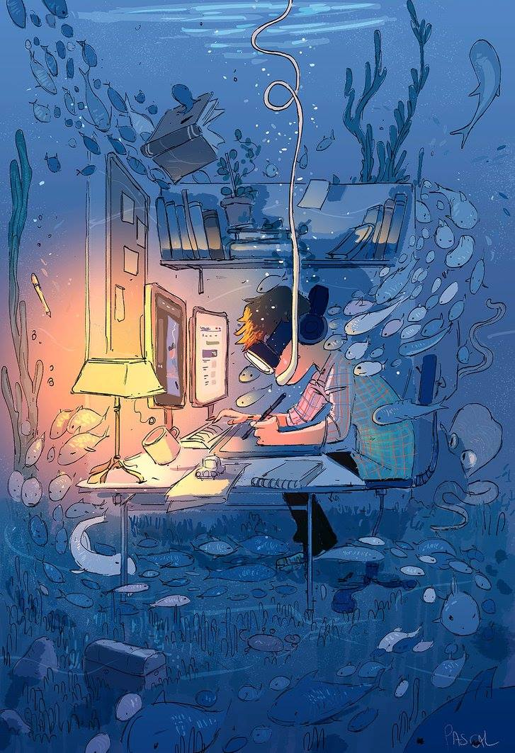 Do Not Disturb Artist In The Zone By Pascal Campion