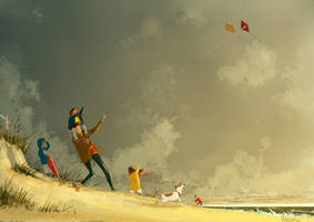 Wind Powered by PascalCampion