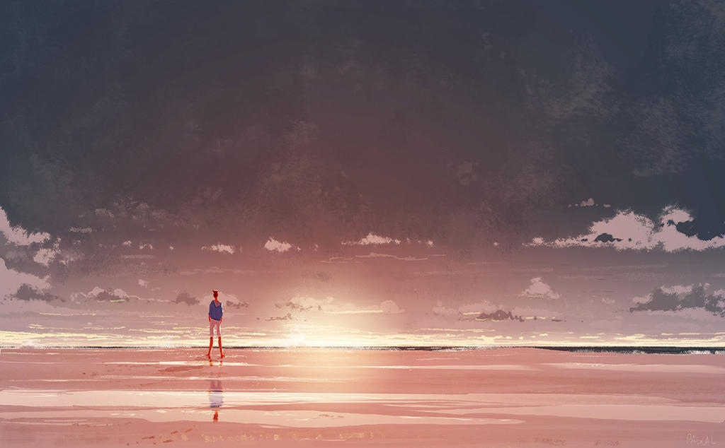 The Big Sigh by PascalCampion
