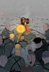 Wonder Woman by PascalCampion
