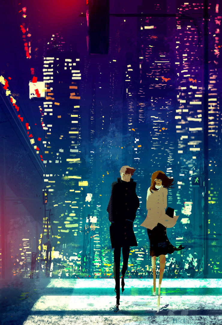 Chills by PascalCampion