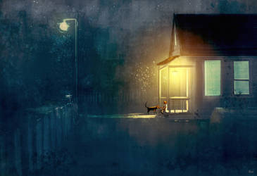 One More Meatball Supper For You by PascalCampion