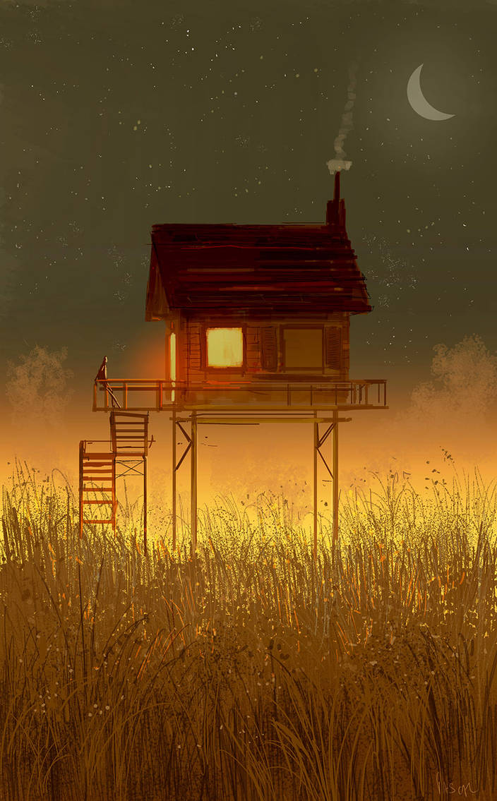 Somewhere else by PascalCampion