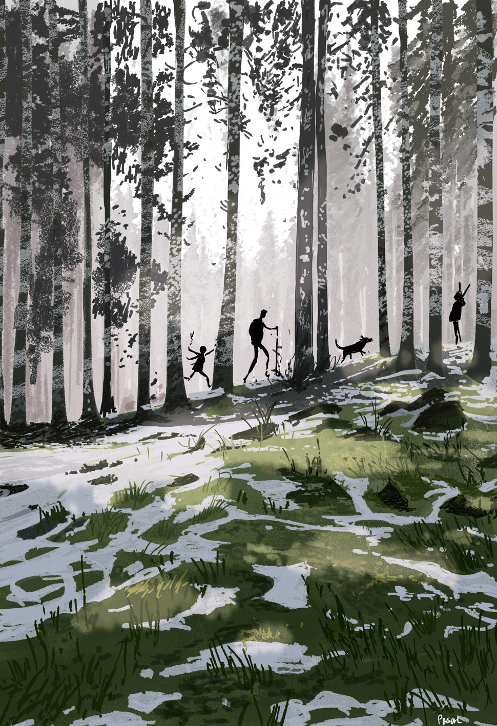 The big open by PascalCampion