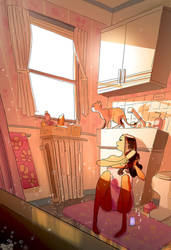 Happy places by PascalCampion